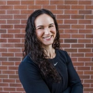 Kara Crump, personal trainer