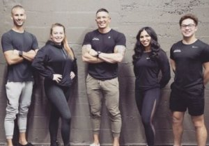 Clark County personal trainers