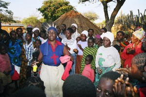 Kukaya is where you play drums, dance, and sing all night to the Vimbuza Spiritual dance.