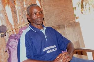 Village Headman Ngobela