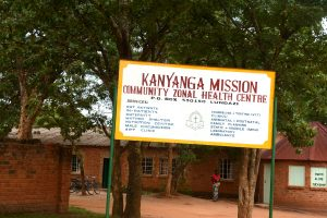 Kanya Catholic Mission was in the Middle of the Lumpa Religious war.