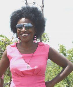"Marita Banda : Author of ""Tell It As It Is."""