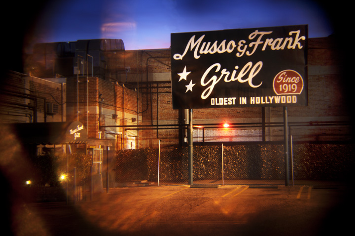 Musso & Frank Grill 2