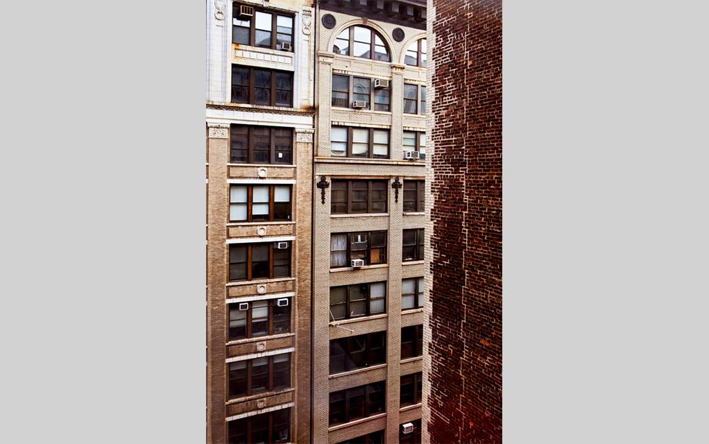 New York, Window 1