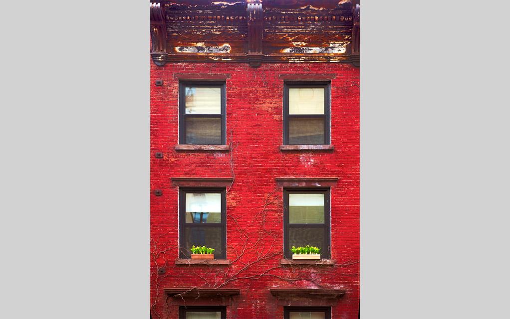 New York, Window 2