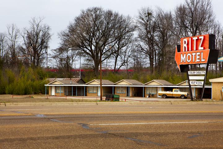 Ritz Motel 2, Texarkana