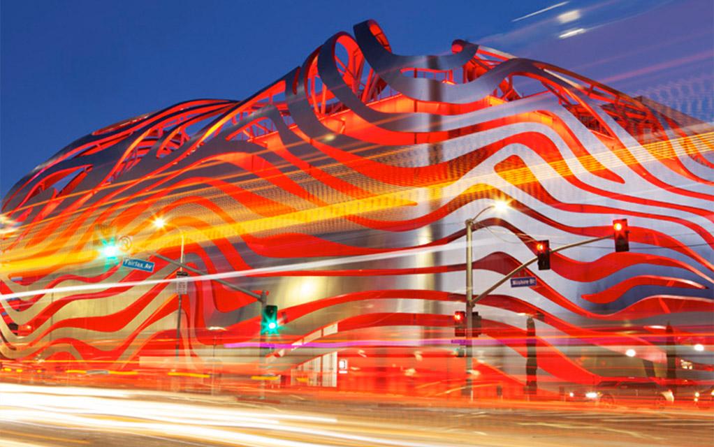 Fairfax & Wilshire, Los Angeles