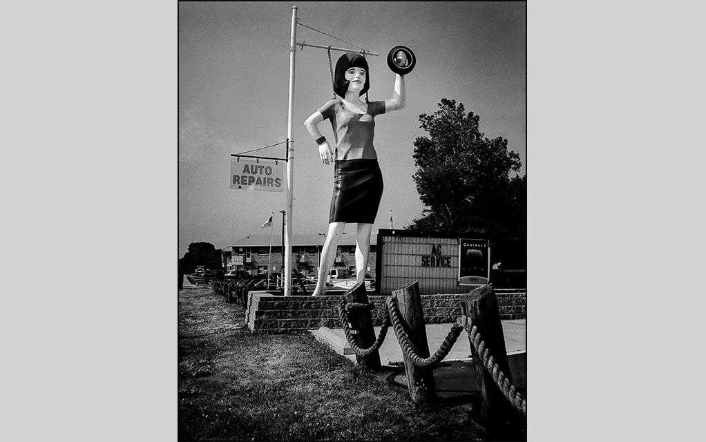 Giant Lady #1, Blackwood NJ