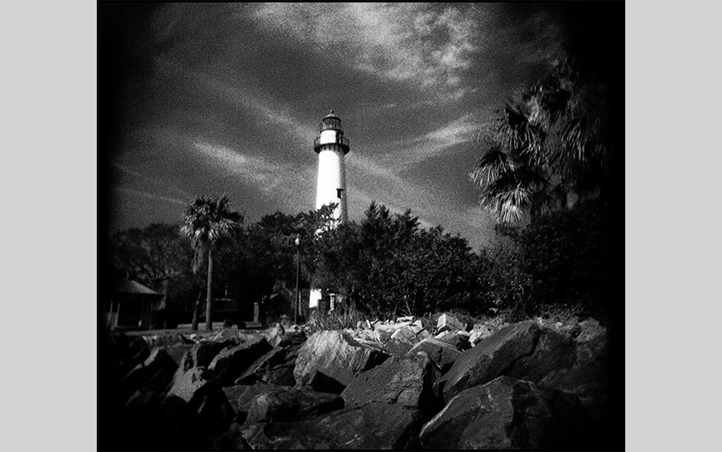 St. Simons Lighthouse, St. Simons Island GA