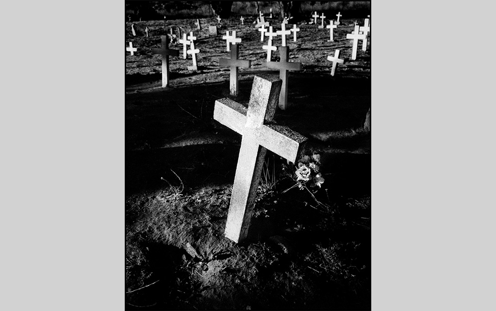 Moving Crosses, Julian CA
