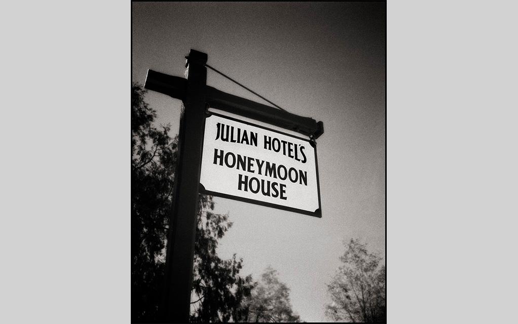 Honeymoon House, Julian CA