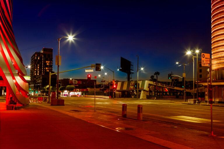 Wilshire Blvd. & Fairfax Ave., Los Angeles