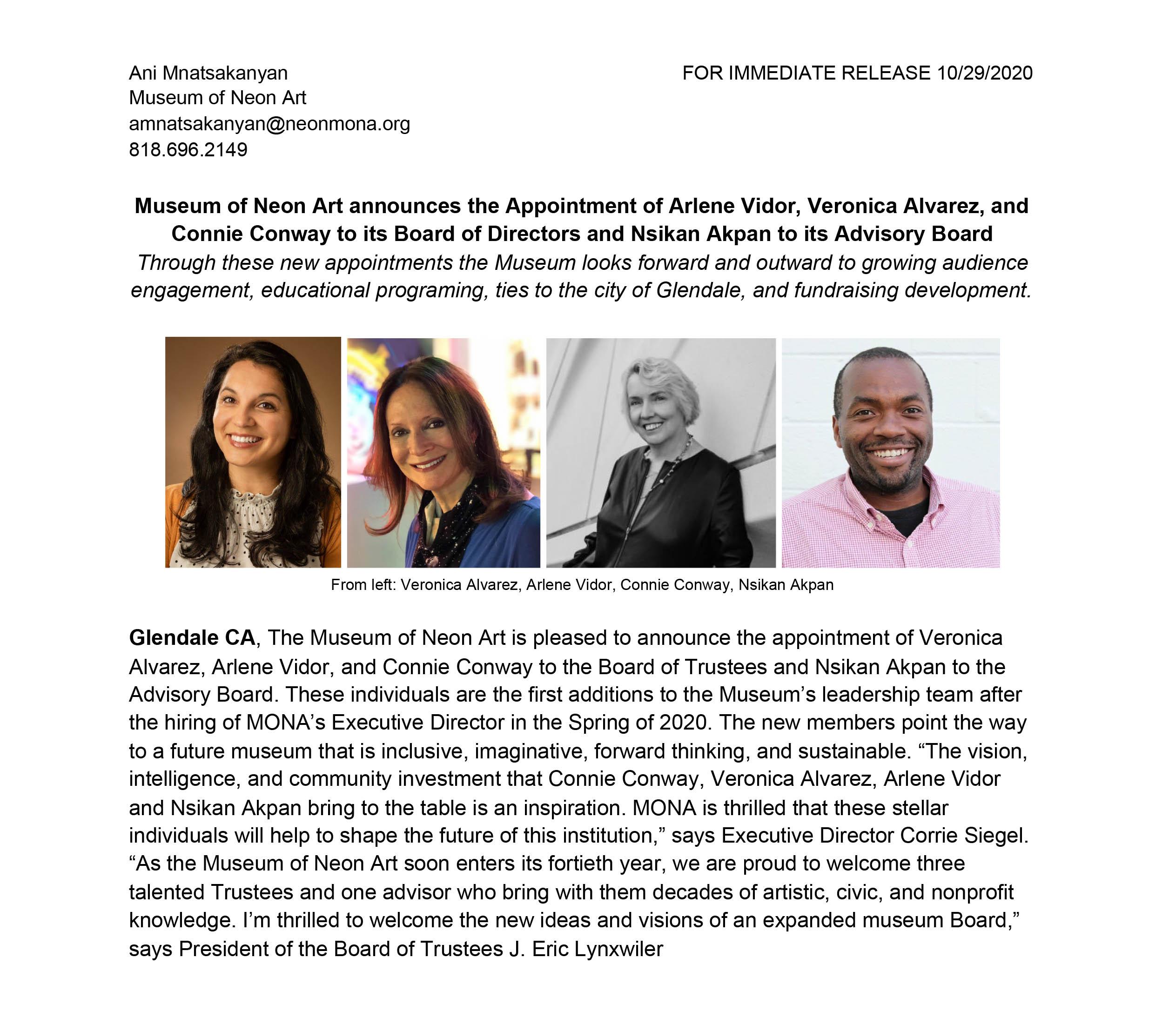 MONA Board ANNOUNCEMENT 10-29-2020-1