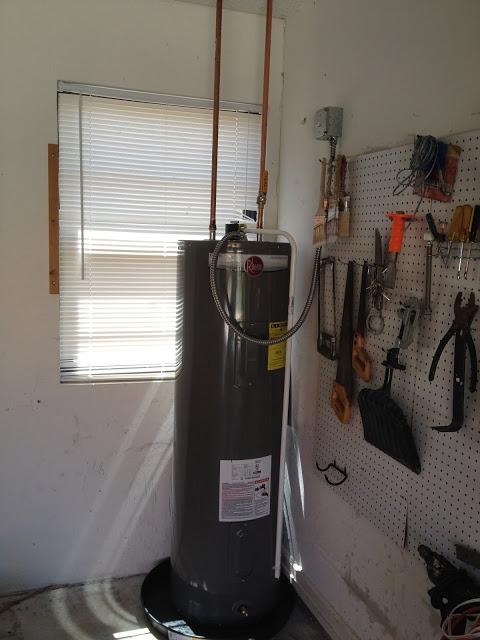 Water Heater Installation in Palm Beach Gardens, Florida