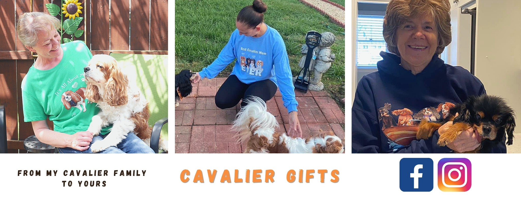 Original Cavalier King Charles Spaniel Gifts