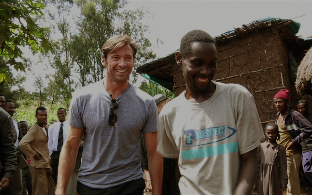 From Fighting Villains, to Fighting Poverty: How Hugh Jackman is inspiring a new generation of entrepreneurs