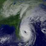Another view of hurricanes from space