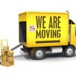 We are moving Graphic