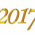 2017 New Year banner