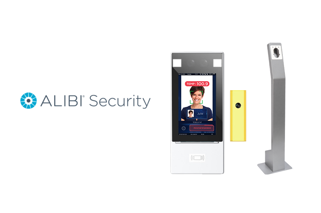 ALIBI Security products promote Covid-19 office safety plans