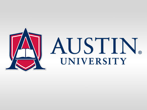 Austin University Graphic Design Logo
