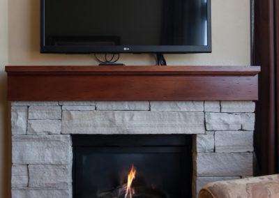 RSC834 - Fireplace