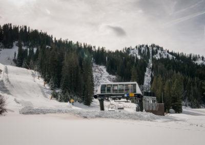 Resort at Squaw Creek - ski lift