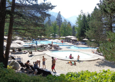Resort at Squaw Creek - Pool- Summer