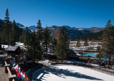 Resort at Squaw Creek - summer view 1