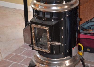 jackson lfg Gas Heatstove