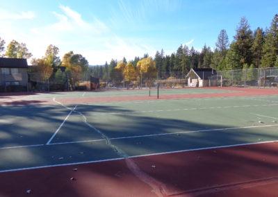 jackson lfg HOA Tennis Courts