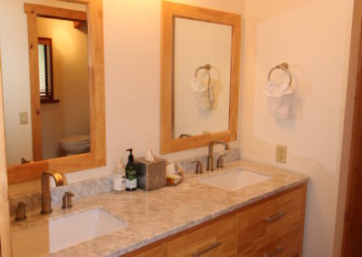BR 1 - Master Suite - Sinks