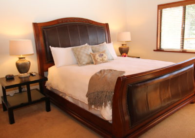 BR 3 - Master - King Bed