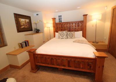 BR 4 - Spa Bedroom - King Bed