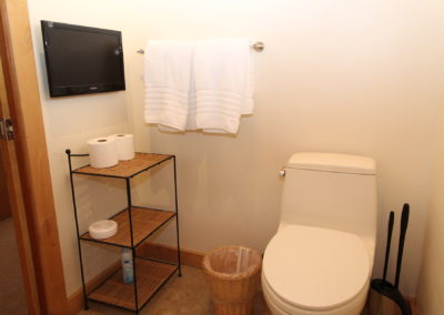Bath 1 - toilet