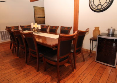 Great Room - Dining Area