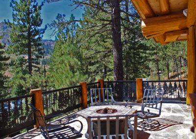 Main Deck - View Southwest