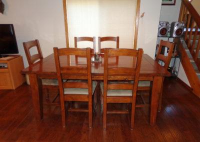 8 Dining Area