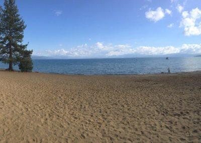 Beach - Panoramic View