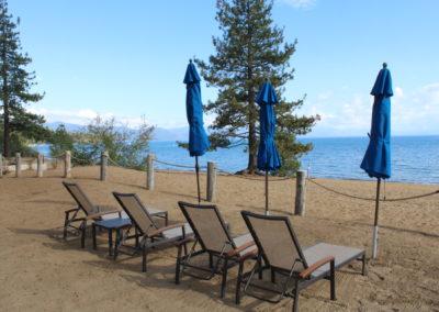 Private HOA Beach - Lounge Chairs