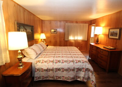 BR 1 - Master Suite w King bed - view b