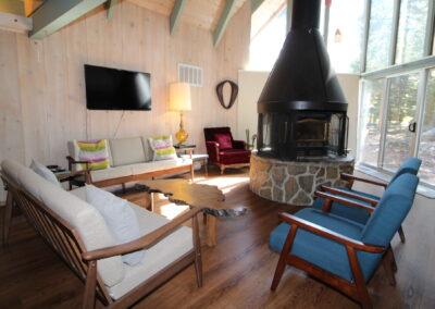 Living Area w Fireplace