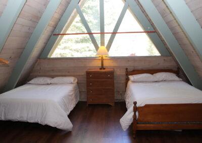 Loft - double beds 1