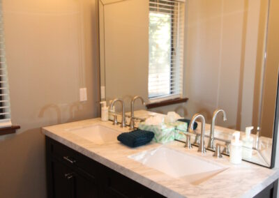Master Suite - Double Sinks