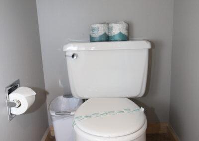 Master Suite - Toilet