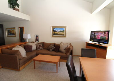 Living Area - view b