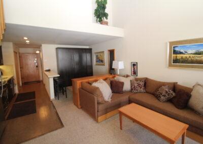 Living Area - view c