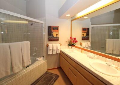 Master Bath - sinks