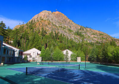 Tennis Courts a
