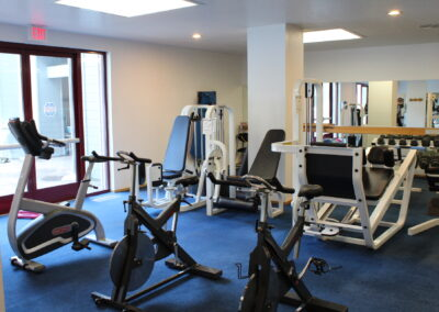 Workout Room - view a